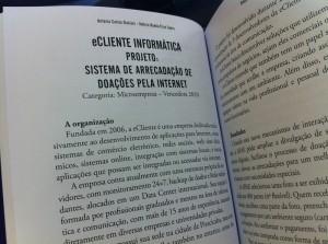 eCliente Informatica Livro Empresa Sustentavel