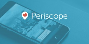 como funciona o periscope