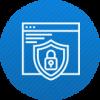 Servidor firewall para aumento da segurança.